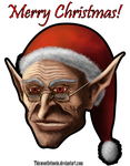 Merry Chistmas by Lunar-Alienism