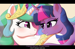I'll always need you by DeusExEquus