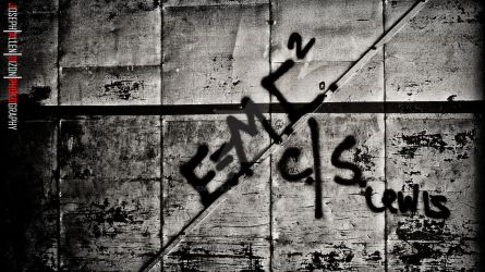 E_MC2-Squared Wall by enob-x