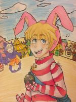Popee the Performer by Dark22Rose