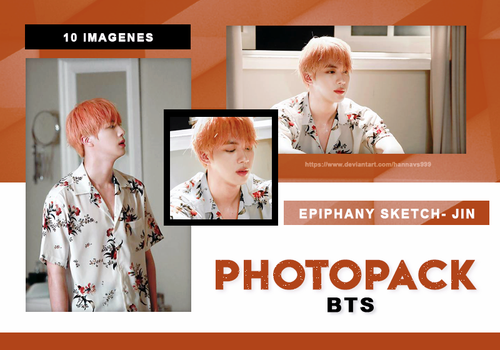 PHOTOPACK BTS - EPIPHANY SKETCH // HANNAK by hannavs999