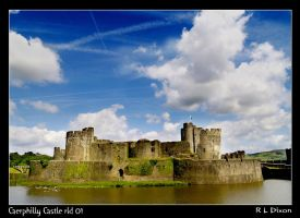 Caerphilly castle rld 01 by richardldixon