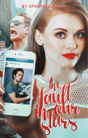 The Fault In Our Stars | Wattpad Cover by avengeur
