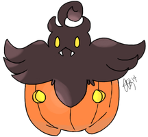 Pumpkaboo! by Spufflez