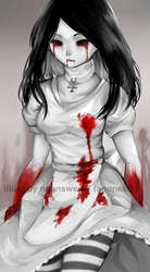 Hysteria Alice - Alice Madness Returns by noanswer27