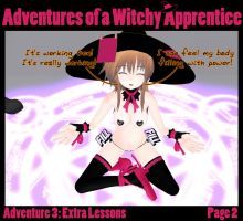 Adventures of a Witchy Apprentice 3 page 02 (CMSN) by Morphy-McMorpherson