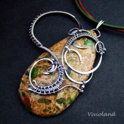 Out Of Time Necklace by viviola
