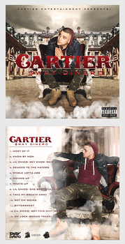 Cartier - $way Dinero by DesignsByGuru