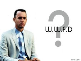 What Would Forrest Do? by rvngrffn