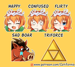 Very Cute Twitch Emotes (October 30th Edition) by Catifornia