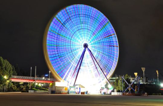 Melbourne SkyWheel by SCARECROW1138