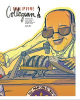 Philippine Collegian Issue 7 by kule1213