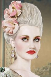Mademoiselle Rococo by Nataly1st