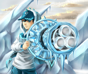 BoBoiBoy Ice by cotay