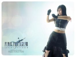 Tifa Lockheart remake preview by lonelymiracle