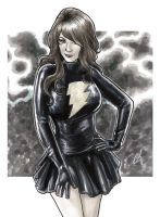 The Riddle of Mary Marvel by BigChrisGallery