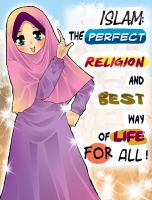 Islam the perfect religion and best way of life f by saurukent