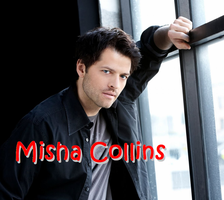 Sexy Misha Collins by Busted-Love