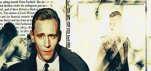 Conquer - Tom Hiddleston blend by grabarze