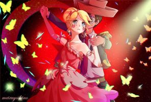 Star vs. the Forces of Evil Blood Moon Ball by MeiruYoshino