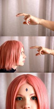 Sakura Haruno - See you soon.. by Seliverstova
