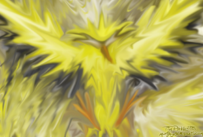 Zapdos by munjey86