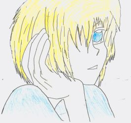 My Blond Dreamboat by MananicalLaughter
