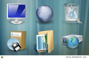 Vista Inspirate For Windows by ipholio
