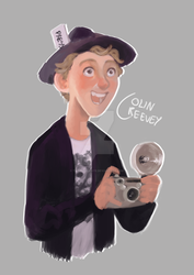 Colin Creevey by TwinklyPirate