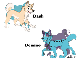 Dog Adopts [OPEN] by Alexis-Art28