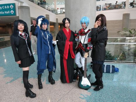 Anime Expo 2014 519 by iancinerate