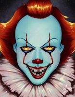 It - Pennywise by TheRegalCupcake