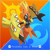 022 Tapu Koko - Sun and Moon Project by kelvin-trainerk