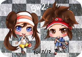 BW2 Released by Rugi-chan