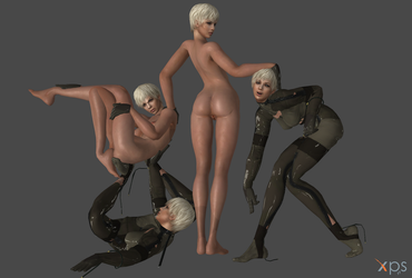 MGS4 Laughing Beauty FULL by Marcelievsky
