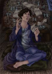Sherlock - The Dancing Men by 1000Dreams