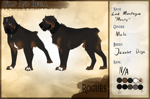 WaR: Lord Montague (Might be edited) by xAcidicCanine