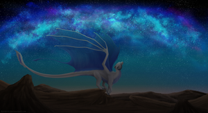 Something more than just sky by Koriaris