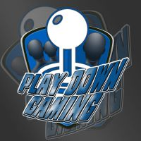 Clanlogo Play Down Gaming by BlackzDesignz
