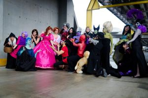 Disney Villains...in love XD by LadyGiselle