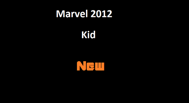 Marvel 2012 Kid by RoninReviews3