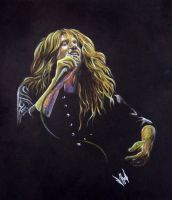 Mr Sebastian Bach by SweetChile