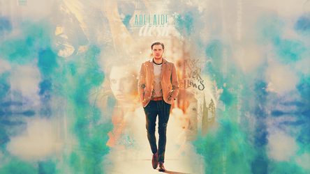 Dominic Sherwood Wallpaper by The-Memories