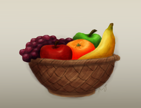 fruits by lunejaune145