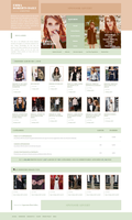 Emma Roberts Daily | Coppermine Gallery Theme by BrielleFantasy