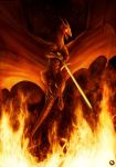 With fire and sword by Rastaban26