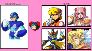 Love for Megaman X by Kamira-Exe