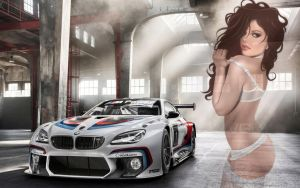 2015 Bmw M6 Gt3 F13 Sport by cocos671