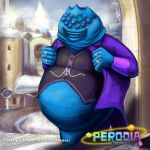 Perodia Character A by Knights-End