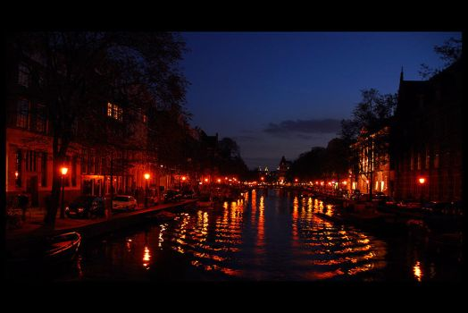 Amsterdam by anticide